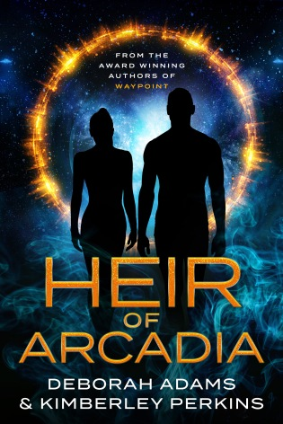 Heir of Arcadia ebook complete